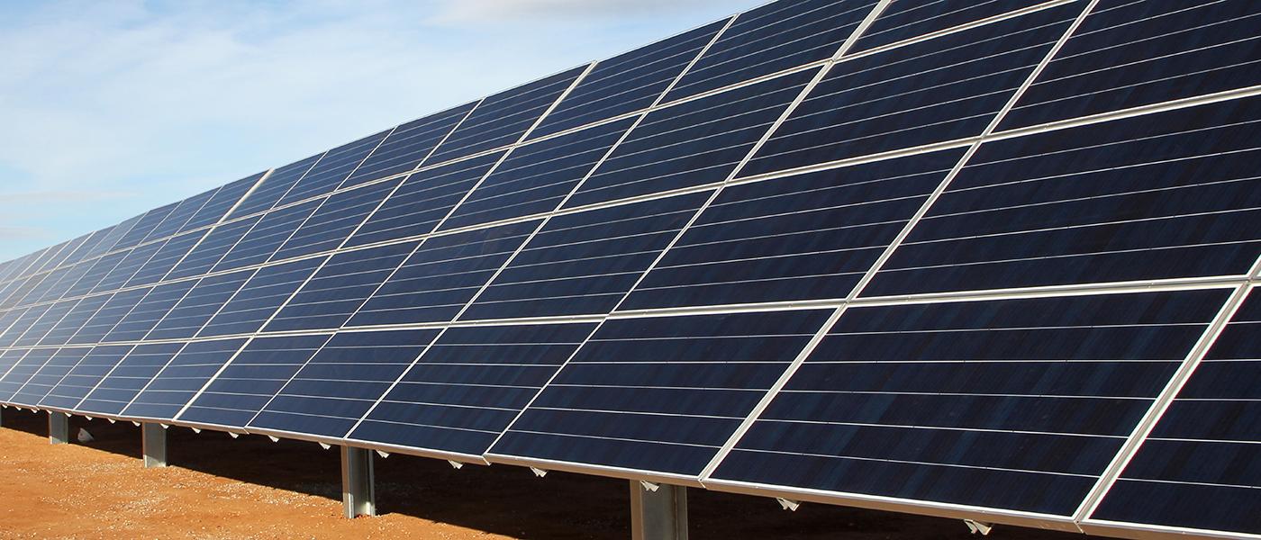 Utility Scale Solar Power Plant Technology | SunPower Oasis