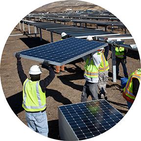 Go solar University of California Merced