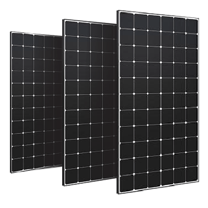 SunPower A-Series solar panels are the highest-wattage home solar panels available, period
