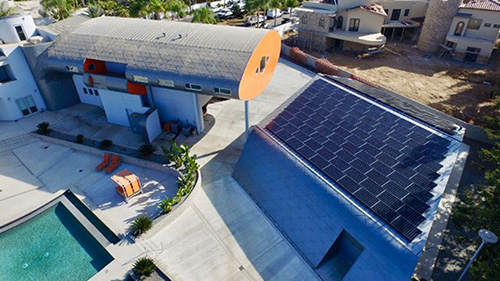 Architect's Home with Solar Wins National Intelegant Award