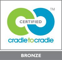 Cradle to Cradle™ Certified Bronze designation