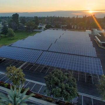 Helix Carport: Solar for Schools
