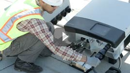 SunPower® Helix™ Power Station Installation