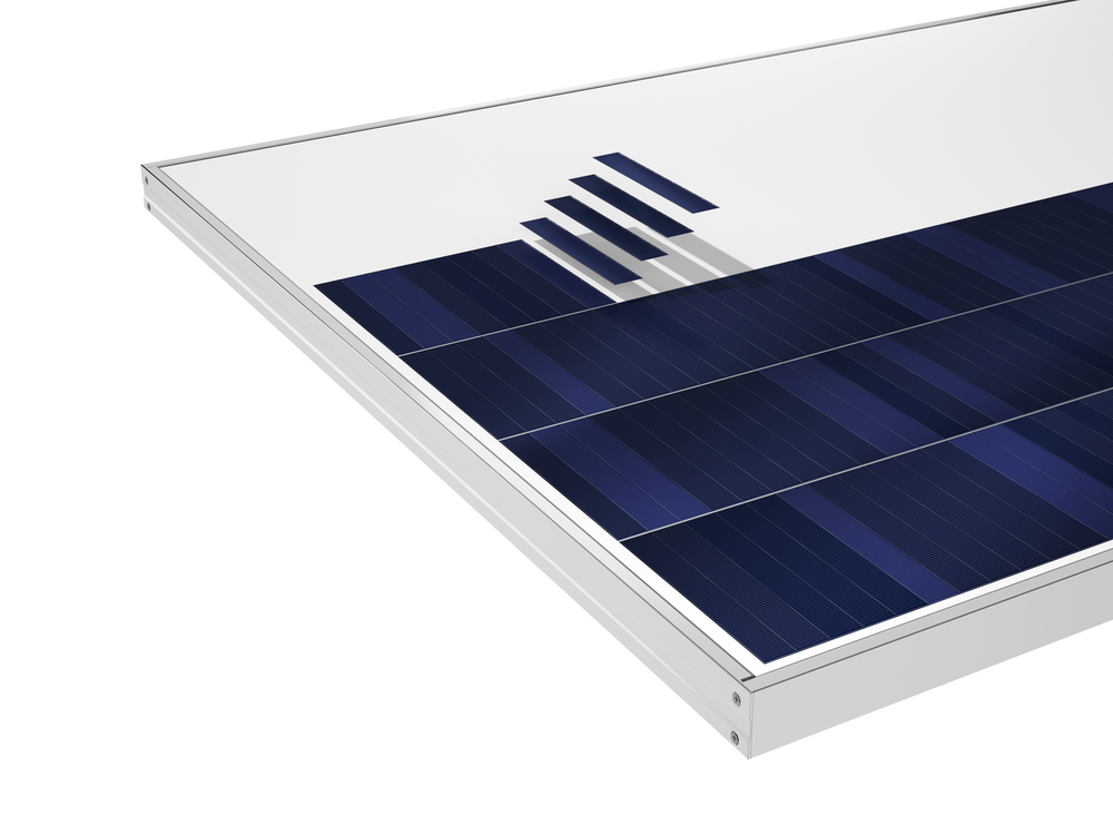 sunpower shingled solar panel