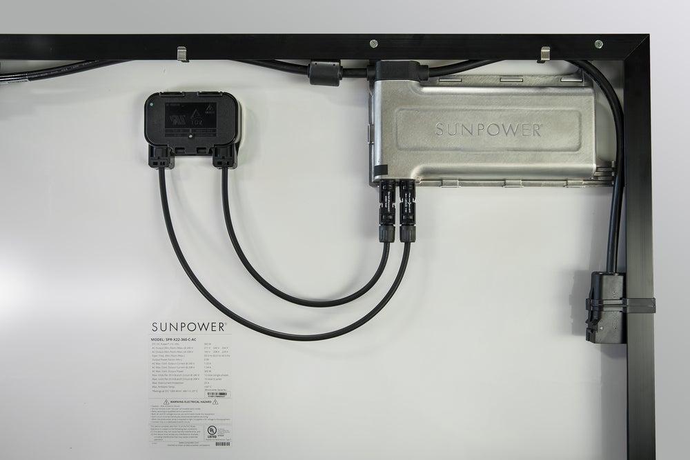 A solar inverter