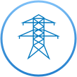 electrical tower icon