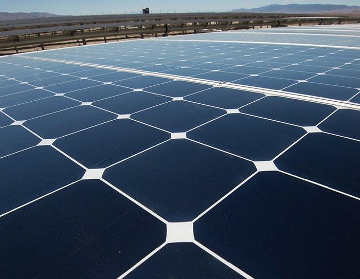 250-megawatt (AC) California Valley Solar Ranch (CVSR)