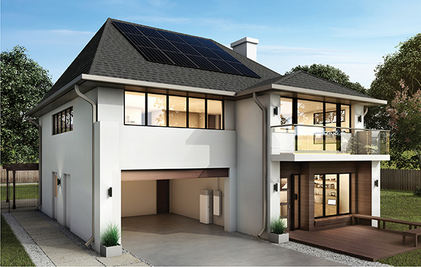 SunPower Equinox Solar Energy Battery Storage System