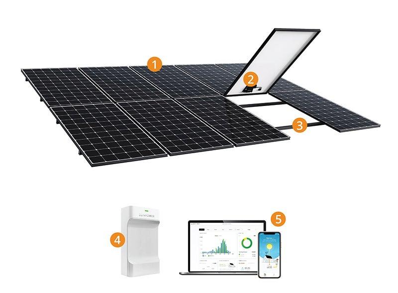 SunPower Equinox Home Solar System
