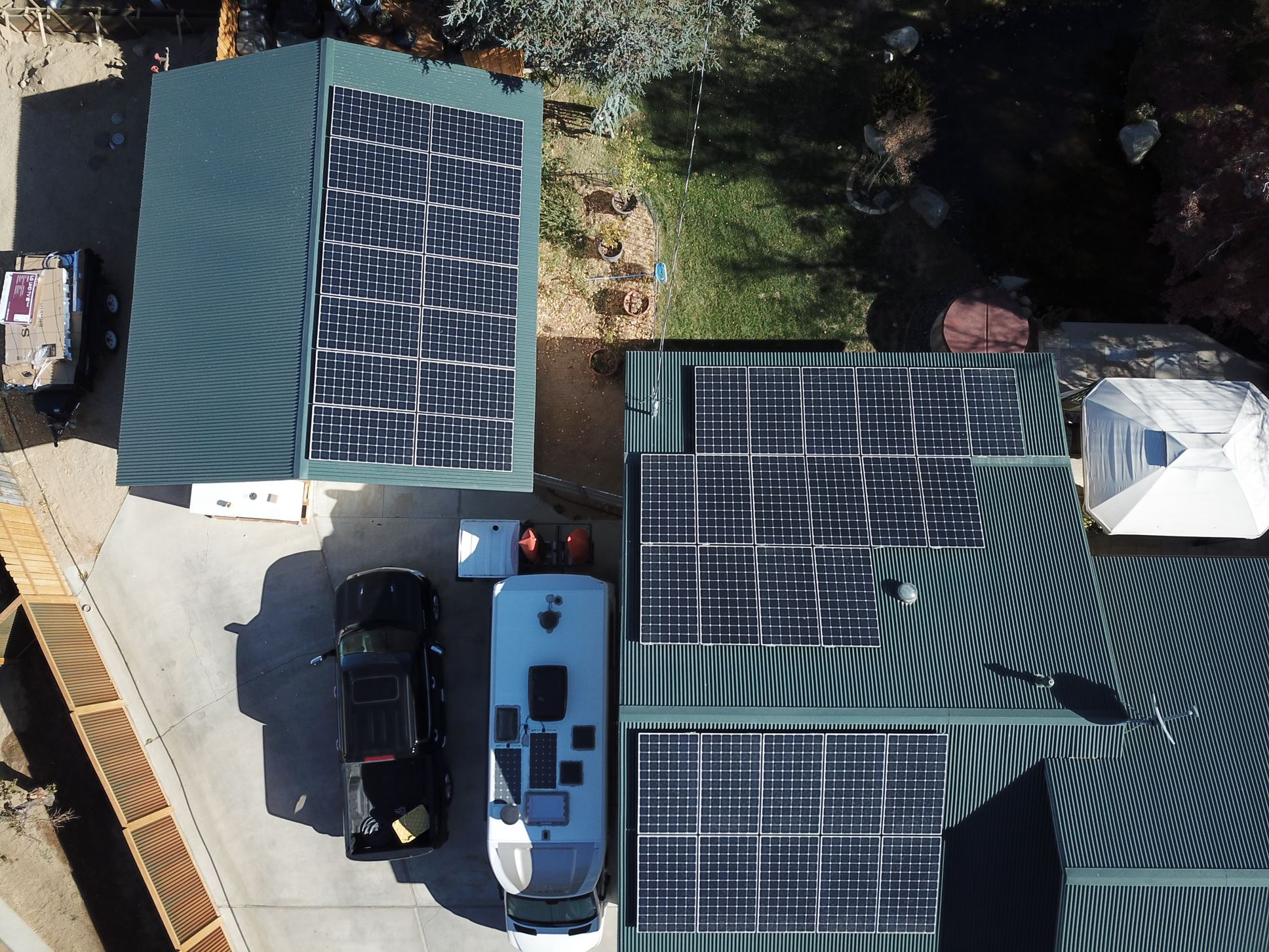 SunPower Installation by Berger Solar