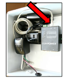 location of the second ethernet adapter