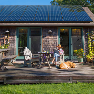 Get more out of your solar with a solar battery storage system