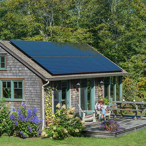 Go solar with SunPower Home Solar
