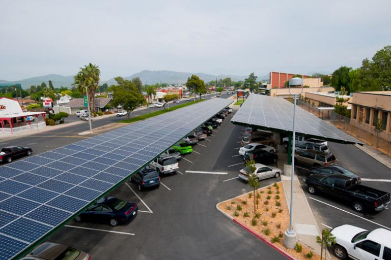 Porterville Unified School District Solar Case Study