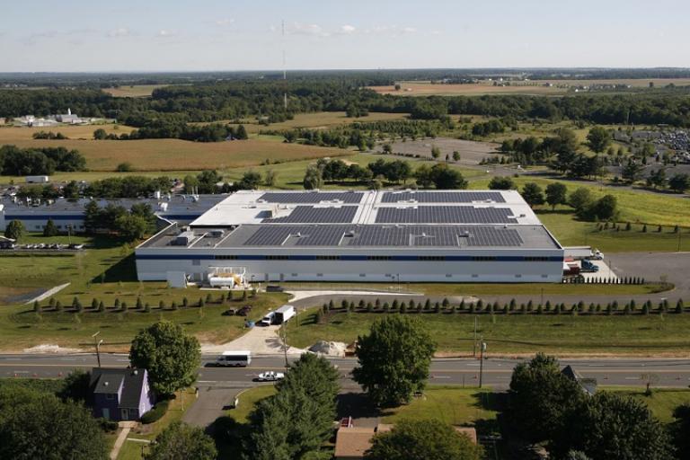 Shiseido goes solar with SunPower