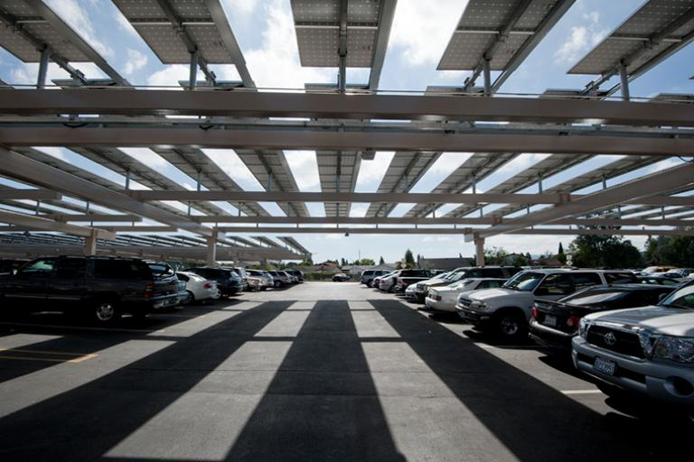 san ramon Valley USD solar case study