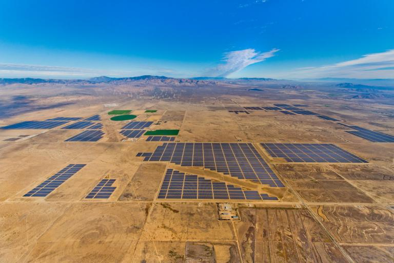 Solar Star Power Plant Projects