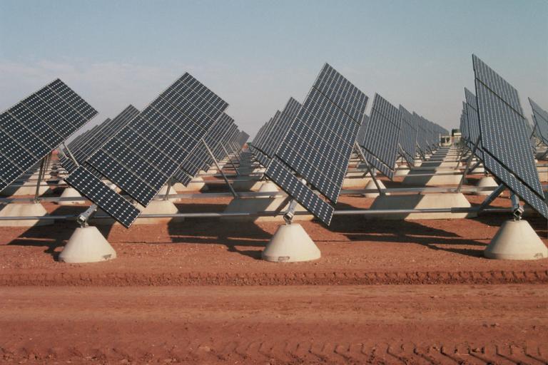 University of California Merced solar school installation project cut energy costs