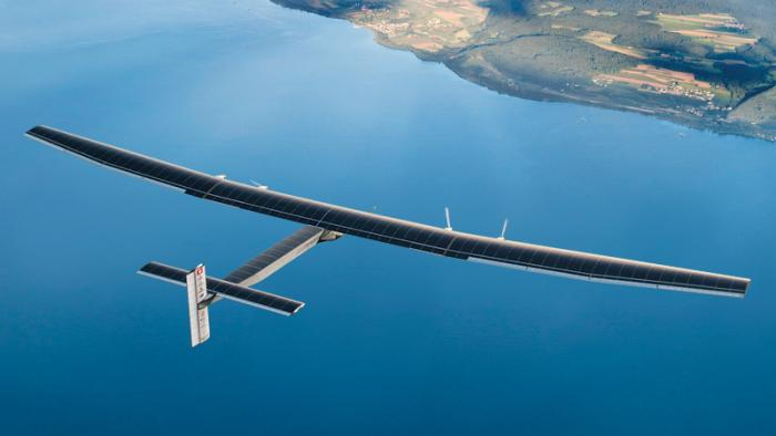 Solar Impulse 2, powered only by SunPower solar cells, will be flown from Hawaii to the West Coast in April 2016.
