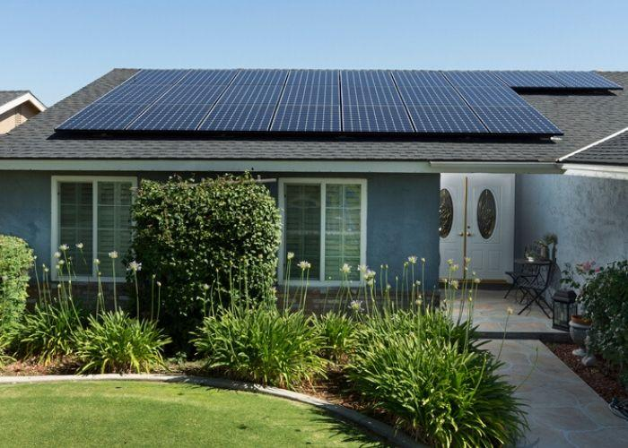 SunPower Efficient Panels