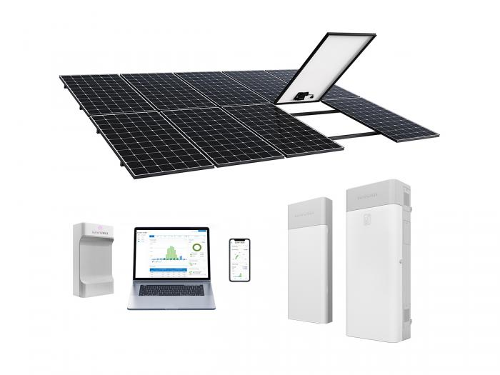 Coming soon: SunPower Equinox Storage