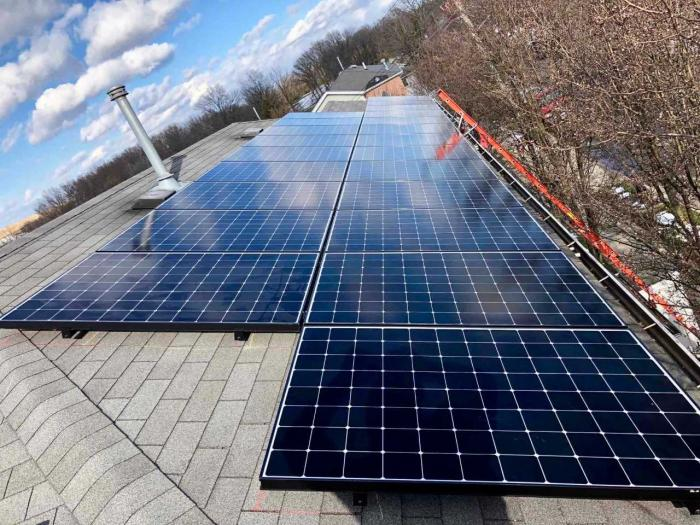 Solar is the Northeast is booming.
