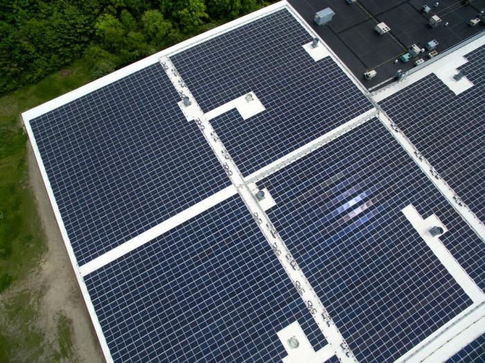 Commercial Solar Panel Degradation