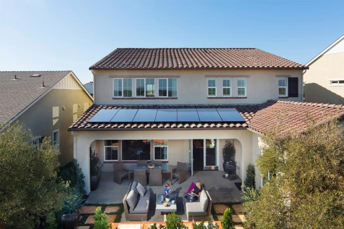 When you go solar with SunPower you can relax knowing you're generating clean energy from the sun.