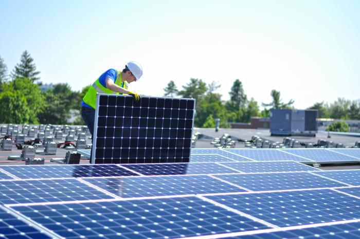 Solar tariffs could have a negative impact on the thriving U.S. solar jobs market.