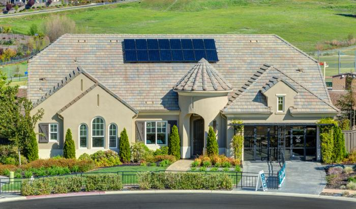 How much is this home with solar worth? Learn how solar can increase property values.