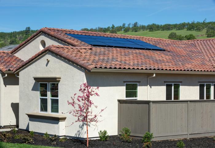 California SunPower Solar Rooftop