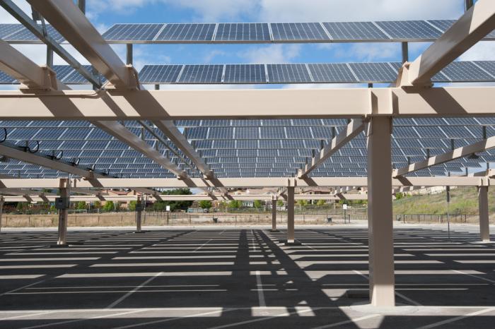 SunPower Carport