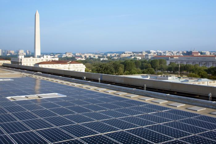 Solar ITC Extension
