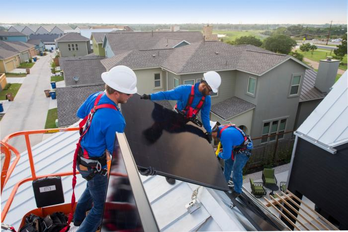 If you think the type of solar panels you put on your roof isn't important, think again. What your solar panels are made of can make them more efficient.