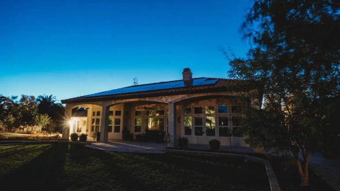 California Solar Storage