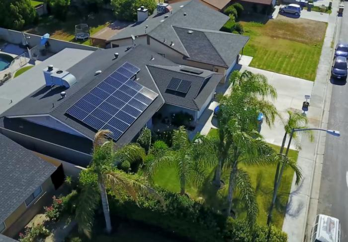 "The solar on your roof saves you money on your electric bill thanks to net energy metering or ""NEM."""