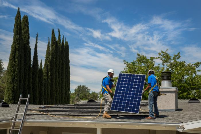 Download our home solar installation guide to learn how to choose a solar installer.