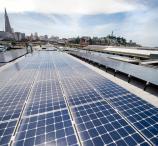 SunPower's solar system on the world famous Exploratorium museum in San Francisco.