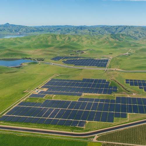 SunPower Oasis Solar Power Plants