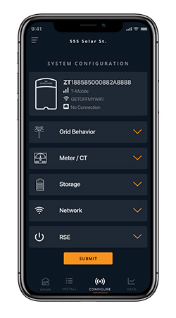 SunPower Pro Connect - Supporting both Storage and Equinox
