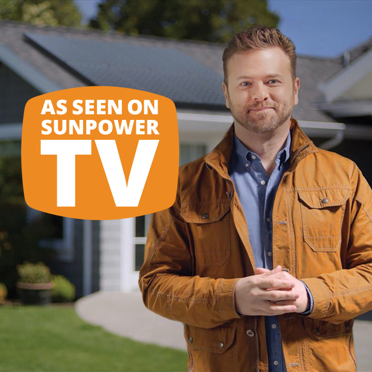 SunPower TV - Better solar, bigger savings