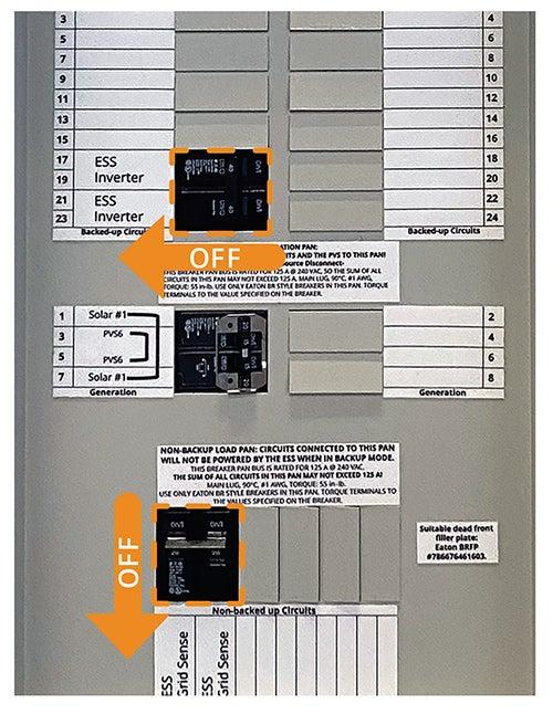 SunVault Storage System