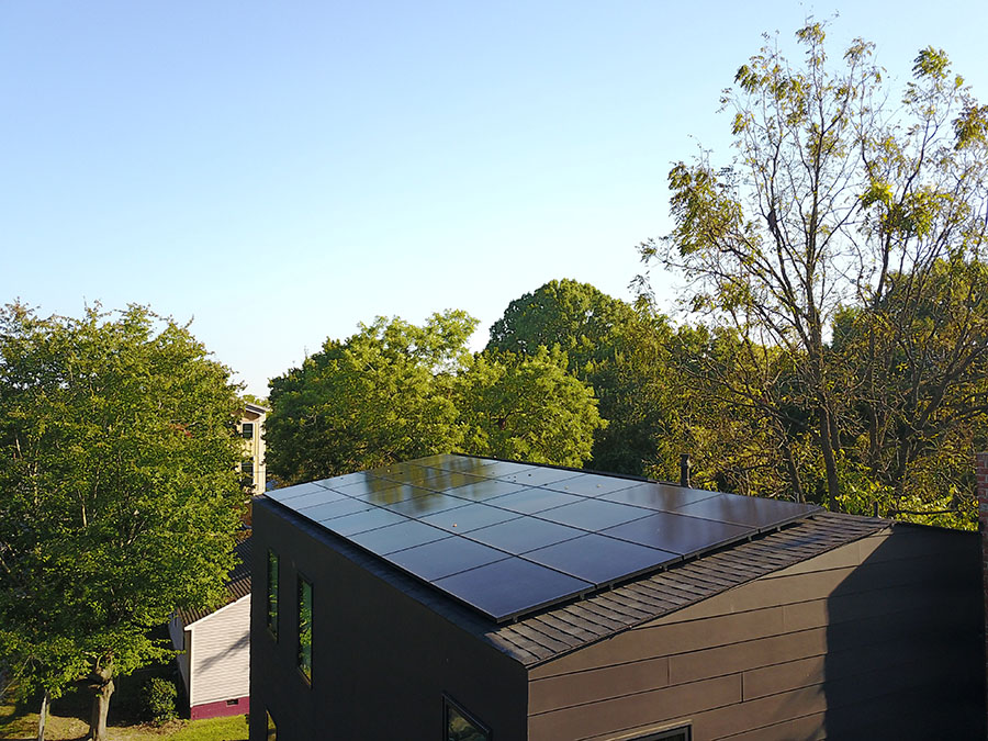 SunPower Installation by Tayco Solar