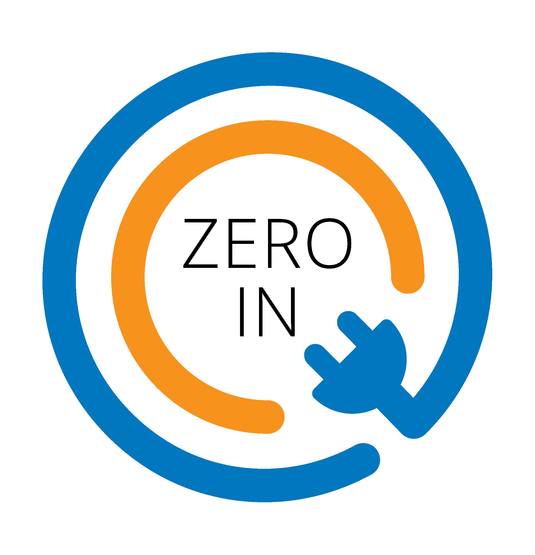 zero-in logo